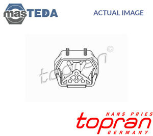 Rear Engine Mount Mounting Topran 205 614 I New Oe Replacement