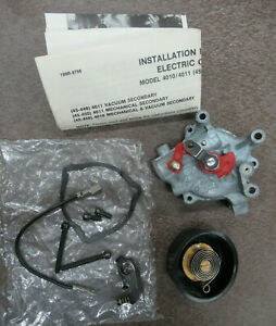 Holley 45 459 Model 4010 Electric Choke Kit Upc 090127067901