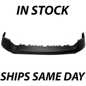 New Primered Front Bumper Top Cover Pad For 2013 2018 Ram 1500 Pickup Truck