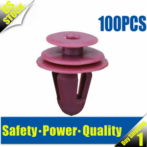 100x Frontamprear Door Trim Panel Board Retainer Clip For Gm Toyota Camry Corolla Fits 2004 Corolla