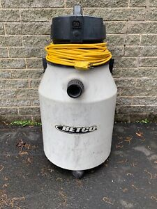 Betco Wd 5 Wet Dry Commercial Vacuum