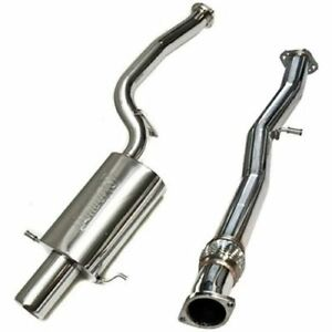 Turboxs 3 Catback Exhaust System For 2004 2008 Subaru Forester Xt 2 5l Turbo