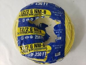 Southwire 12 2nm wgx250 Romex Simpull 12 2nm Wg By 250 Indoor Wire