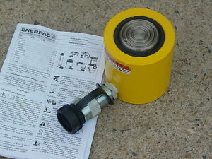 Enerpac Rcs 201 20 Ton Hydraulic Cylinder New In The Box