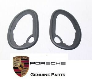 Porsche 968 Side Mirror Gasket Seal Set 94473124800 94473124700