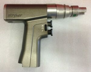 Stryker System 6 Rotary Drill 6205 W Hudson Modified Trinkle 6203 135 13a