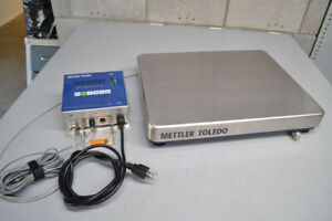 Mettler Toledo Panther Scale 12 By 16 Platform