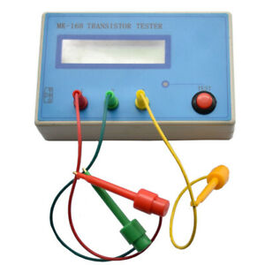 1pc Transistor Tester Multi Function Lcr Tester Pnp Tester For Professional Use