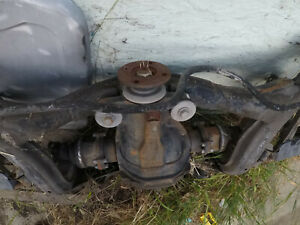 89 94 Nissan 240sx Oem Rear End Differential Assembly