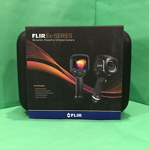 New Flir E5 Compact Thermal Imaging Camera 120x90 Resolution Msx And Wi fi