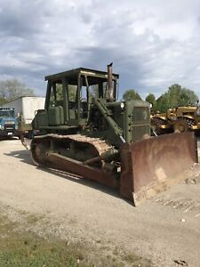 Caterpillar D7g Tractor Bulldozer With Ripper