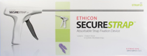 Ethicon Strap25 Securestrap 5mm Absorbable Strap Fixation Device