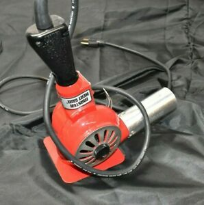 Master Appliance Electric Heat Gun With Base Model Hg 201a 120v 200 300 Degrees