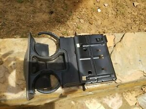 1999 2004 Ford F250 Dash Pull Out Cup Holder Super Duty Oem
