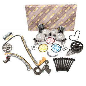 Overhaul Engine Rebuild Kit Fits 02 06 Acura Rsx Type S 2 0l K20a2 K20z1