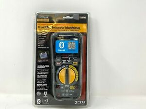 Craftsman Proseries True Industrial Multimeter Digital W case 19746