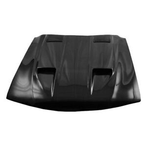 Vis Racing Carbon Fiber Hood Mach 5 Style For 94 98 Ford Mustang 2dr