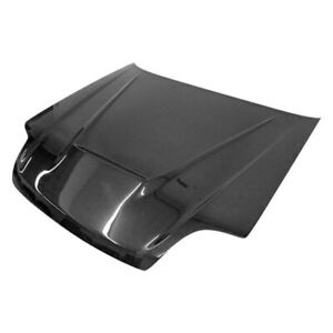 Vis Racing Carbon Fiber Hood Invader Style For 97 01 Honda Prelude 2dr