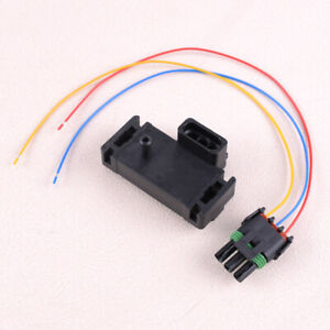 Universal 3 Bar Map Manifold Absolute Pressure Sensor Turbo Boost Wire Pigtail