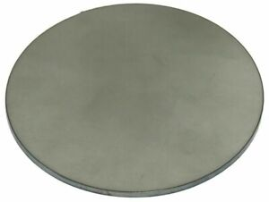 1 8 Stainless Steel 304 Plate Round Circle Disc 8 Diameter 125