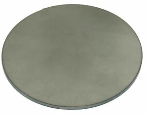 1 8 Stainless Steel 304 Plate Round Circle Disc 6 Diameter 125