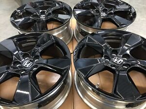 42800 Tgs A10 2019 Honda Passport Elite Oem Wheels 20x8