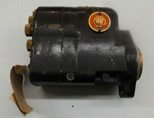 American Bosch Magneto Mra6b 326 New Or Rebuilt