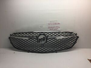 2016 2017 2018 Buick Envision Bentley Mesh Grill Oem W emblem no Around Cover