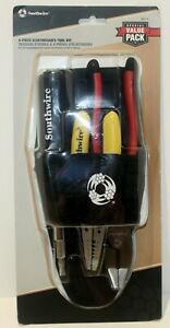 Southwire 4 piece Electricians Tool Kit Ekit 4 Brand New Ships Free