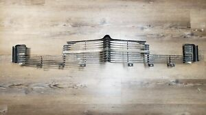 1966 66 1967 67 Buick Riviera Gs Front Chrome Grille Gm Oem