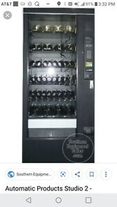 Used Snack Vending Machine