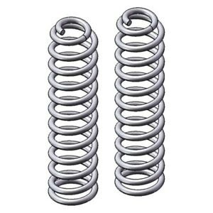 For Jeep Cherokee 1984 2001 Clayton Off Road 6 5 Front Lifted Coil Springs