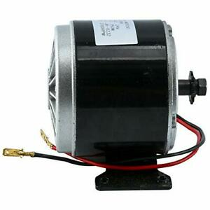 Dc24v 350w 2700rpm Permanent Magnet Motor Electric Motor Generator Us Ship