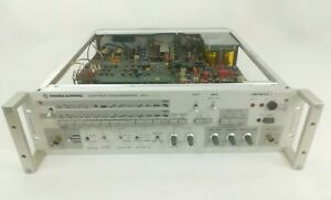 Rohde Schwarz 283 0611 03 Video Test Signal Generator Spf 2 Without Housing