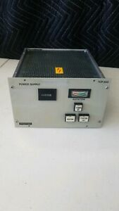 Pfeiffer Balzers Tcp 300 Turbo Molecular Vacuum Pump Controller Power Supply Whb