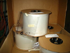 Plastic Bags On Roll 6 5 X 7 Four Rolls In The Box