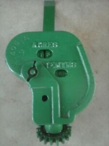 Model B John Deere Van Brunt Grain Drill Acre Meter From Grain Drill Part Out