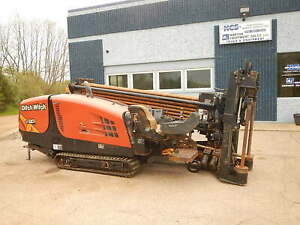 2013 Ditch Witch Jt20 Directional Drill Boring Hdd Drilling