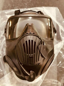 Avon C50 First Responder small Gas Mask Military Nato 70501 Twin Port
