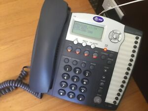 At t 974 4 line Small Business System Office Phone