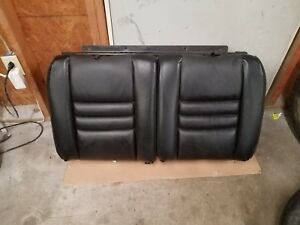 1994 98 Ford Mustang Cobra Rear Fold Down Seat Assembly