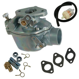 Carburetor 12954 Tsx765 With Gaskets For Ford Tractor 501 601 641 681 701