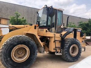 1996 Caterpillar Cat 950f Ii Wheel Loader Inspection operation Video Included