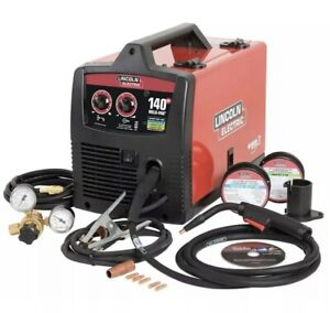 Brand New Lincoln Electric 140hd Weld Pak Mig Wire Feed Welder K2480 1