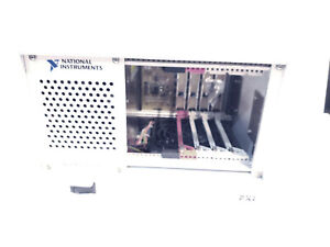 National Instruments Ni Pxi 1031 Dc 4 slot 3u Pxi Chassis P n 191746c 01