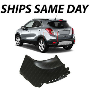 New Primered Rear Left Lh Driver Side Bumper Cover For 2013 2016 Buick Encore