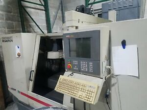 Cincinnati Milacron Arrow 750 1996 Cnc Milling Machine