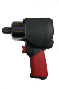 Pneumatic Mini 3 4 Dr Air Impact Wrench max 1000 Ft lbs