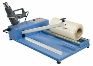 Zoro Select 13f523 Shrink Wrap System 40 In 110vac