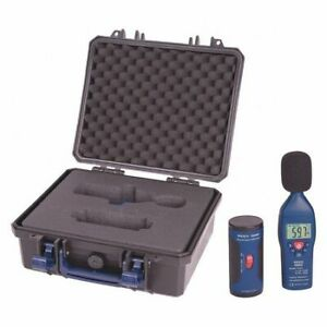 Reed Instruments R8050 kit Sound Level Meter And Calibrator Kit r8050 And